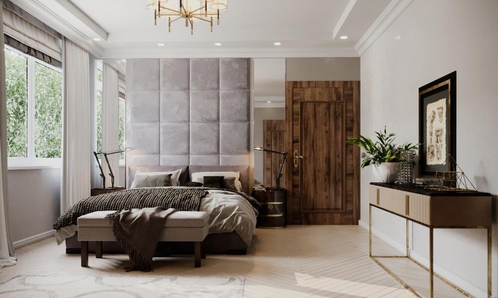 Гостевая спальня частного дома