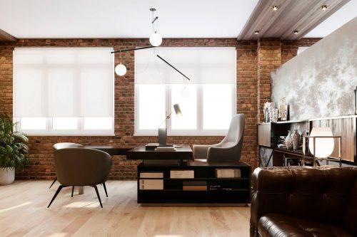 Кабинет для руководителя строительной компании