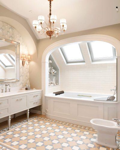 Парадная ванная