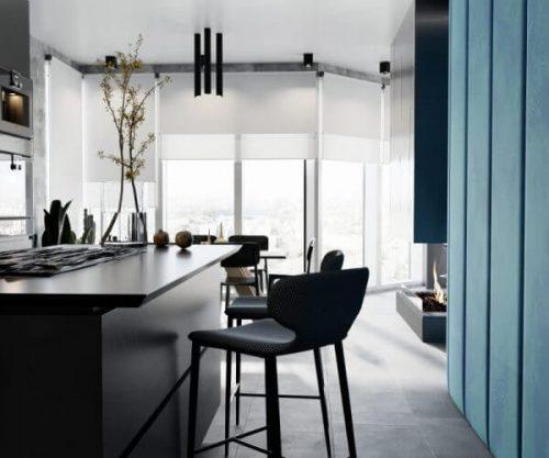 Дизайн интерьера квартиры премиум