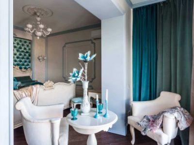 Дизайн интерьера гостиницы в Краснодаре под ключ
