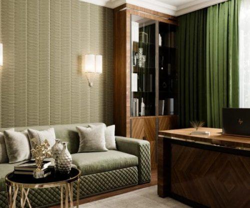 Дизайн интерьера дома под ключ
