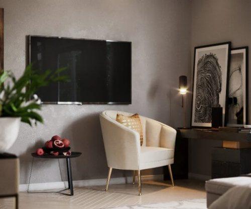 Дизайн интерьера дома пример 1