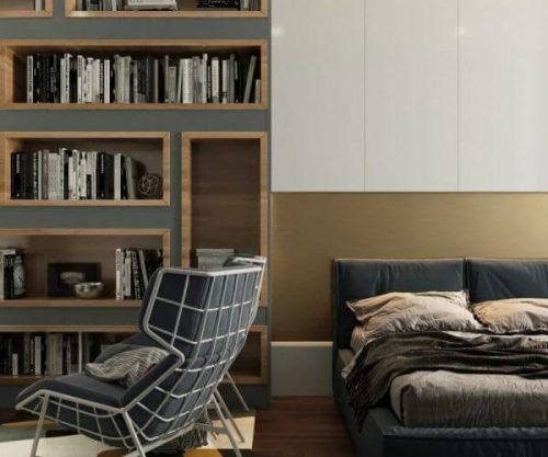 Дизайн интерьера дома - пример 2