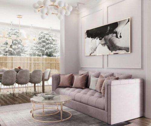 Дизайн интерьера дома - пример 3