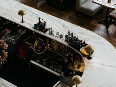 Дизайн интерьера кафе в Краснодаре под ключ