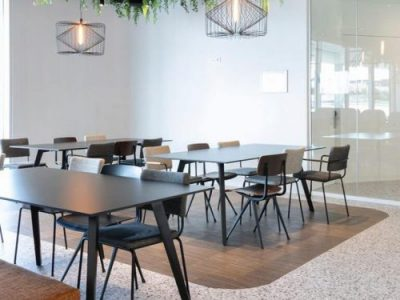 Дизайн интерьера кафе премиум класса