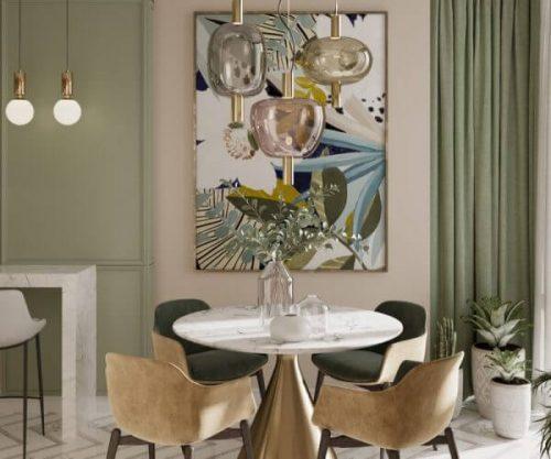 Дизайн интерьера квартиры в Краснодаре под ключ