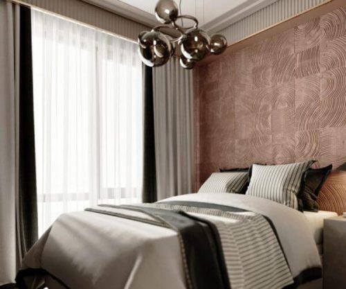 Дизайн интерьера квартиры премиум класса