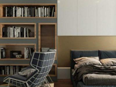 Дизайн интерьера таунхауса- пример 2