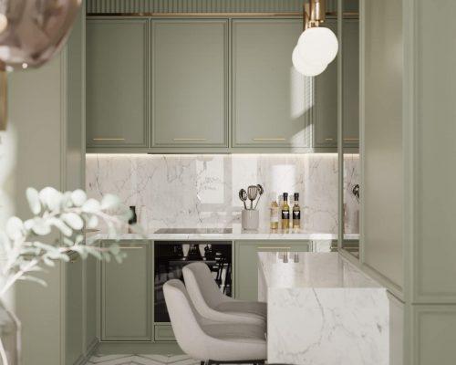 Дизайн 2 х комнатной квартиры заказать