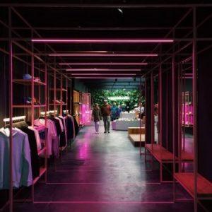 Заказать дизайн интерьера магазина в Краснодаре