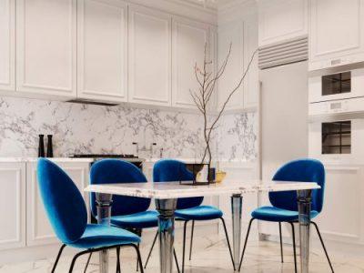 Заказать дизайн четырехкомнатной квартиры