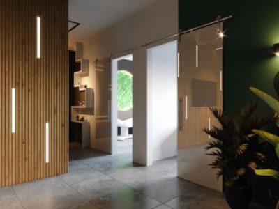 Дизайн интерьера салона красоты в Краснодаре