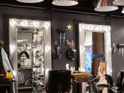 Дизайн интерьера салона красоты под ключ