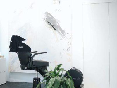 Дизайн-проект интерьера салона красоты в Краснодаре