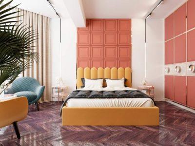 Дизайн проект квартиры 4 комнаты под ключ