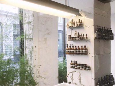 Дизайн салона красоты в Краснодаре
