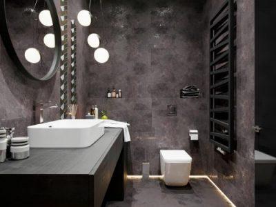 Интерьер 4 комнатной квартиры в Краснодаре